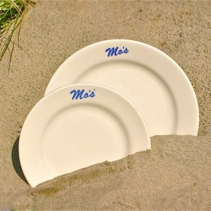 Mo's Round Plate
