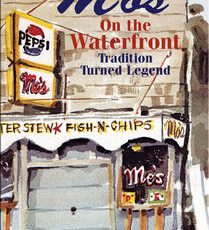 Mo's On the Waterfront book cover
