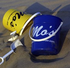 Mo's Sand Bucket
