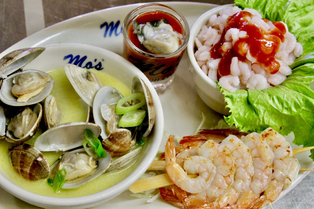 Mo S Seafood And Chowder The Home Of Mo S World Famous